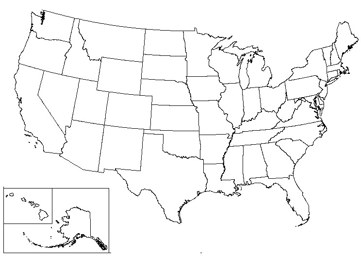 Home Page Official Proposal Bid Notices Digital Directory - Free us map printable